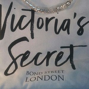 Victoria's Secret London Bond st Bag Tote NWOT